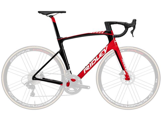 Ridley Bikes Noah Fast Disc Ultegra Di2, red